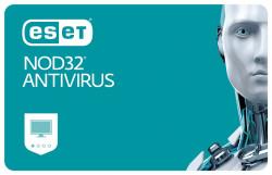 Update ESET NOD32 Antivirus pro Desktop  - 4 inst. na 3 roky