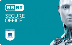 ESET Secure Office (5-10) instalace na 3 roky