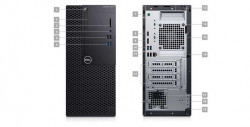 DELL OptiPlex MT 3070/Core i5-9500/8GB/512GB SSD/Intel UHD 630/DVD-RW/Win 10 Pro 64bit/3Yr NBD