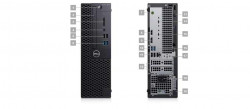 DELL OptiPlex SFF 3070/Core i5-9500/8GB/256GB SSD/Intel UHD 630/DVD-RW/Win 10 Pro 64bit/3Yr NBD