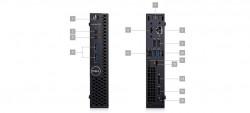 DELL OptiPlex MFF 3070/Core i5-9500T/8GB/256GB/Intel UHD 630/Wifi/Win 10 Pro 64bit/3Yr NBD