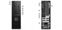 DELL Precision T3431 i7-8700/16GB/256 SSD/2TB+16GB Optane/2GB Quadro P620/DVD-RW/ W10P/3Yr PS NBD